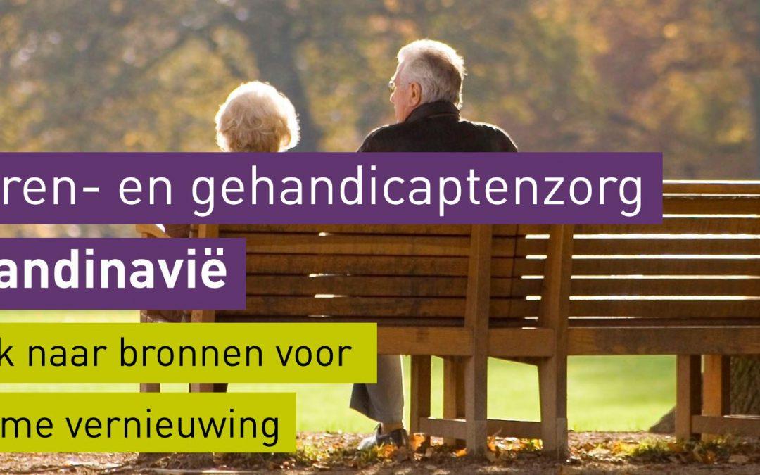 Scandinavische zorg minder duur en complex dan Nederlandse zorg